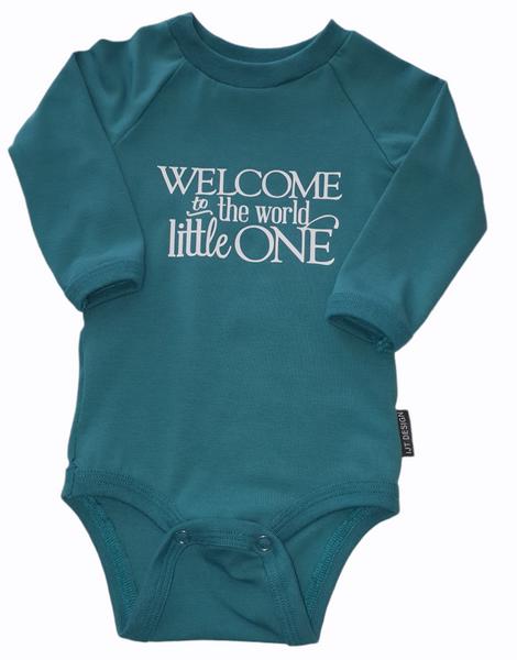 Bilde av Body - Welcome to the world little one